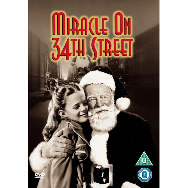 Miracle On 34th Street (Original) DVD