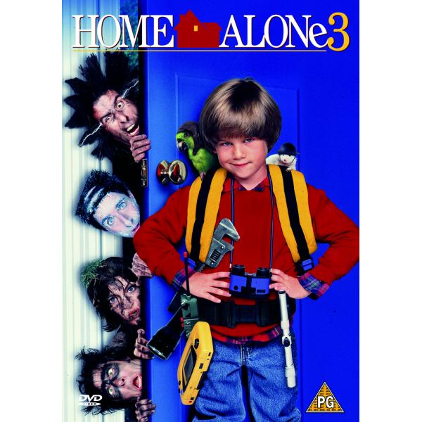 Home Alone 3 DVD