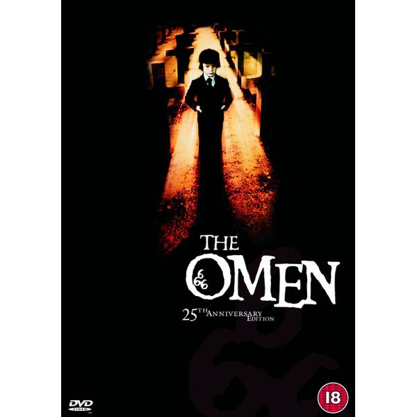 The Omen - Anniversary Edition DVD