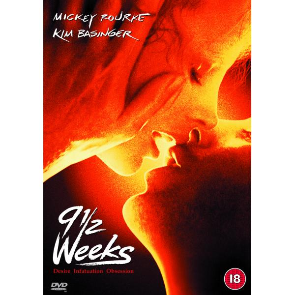 9 1/2 Weeks DVD