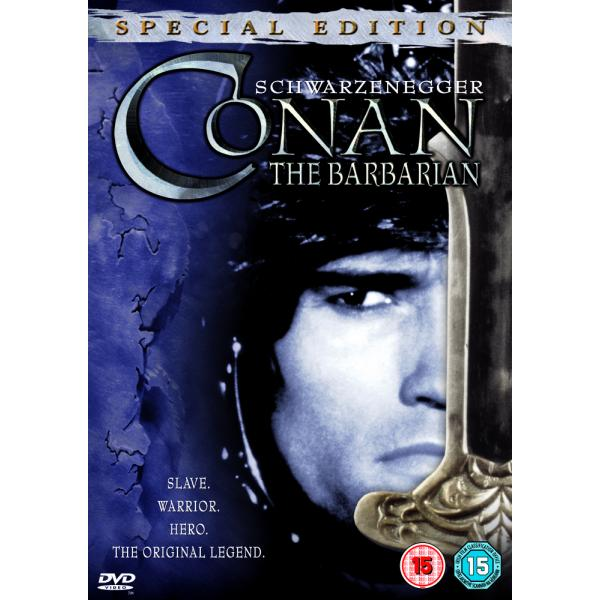 Conan The Barbarian - Special Edition DVD