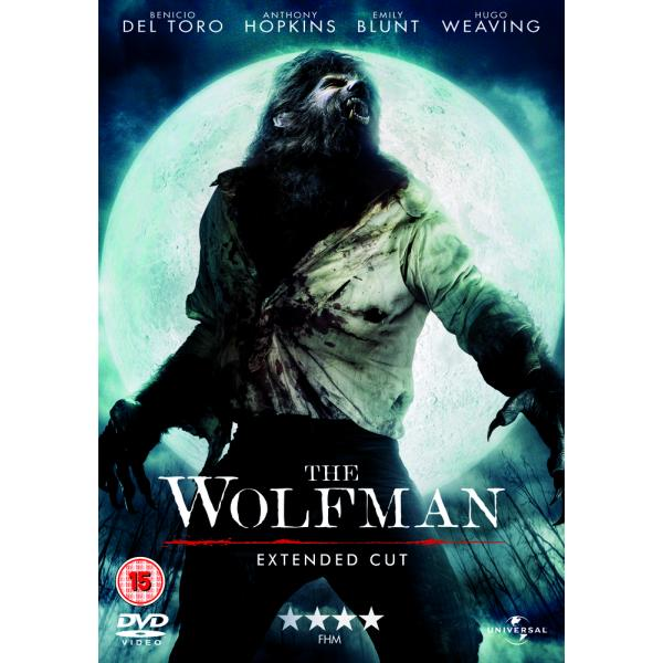 The Wolfman - Extended Cut DVD