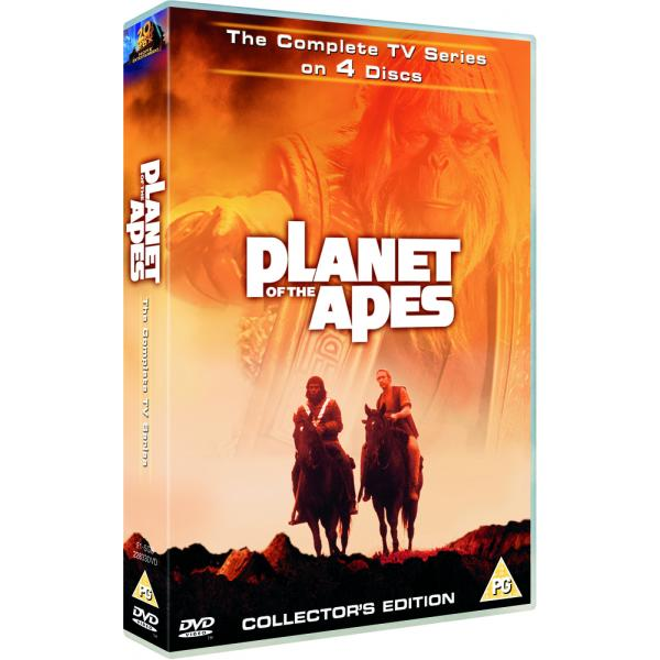 Planet Of The Apes - The Complete TV Series - Collectors Edition DVD