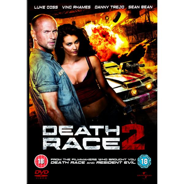 Death Race 2 DVD