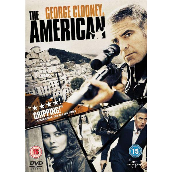 The American DVD
