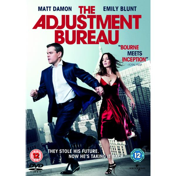 The Adjustment Bureau DVD