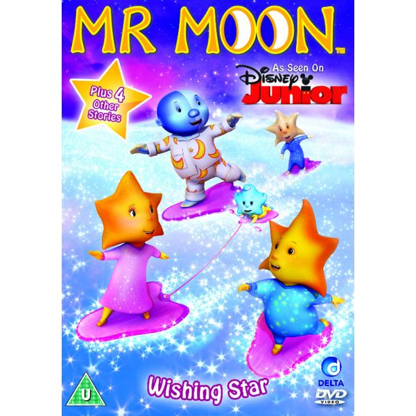 Mr Moon - Wishing Star And 4 Other Stories DVD