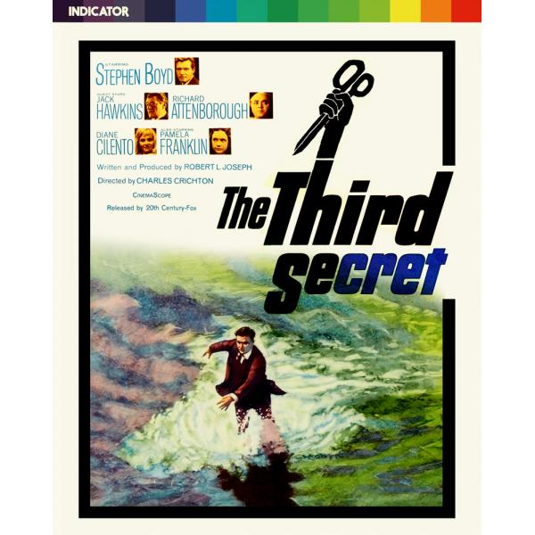 The Third Secret Limited Edition Blu-Ray