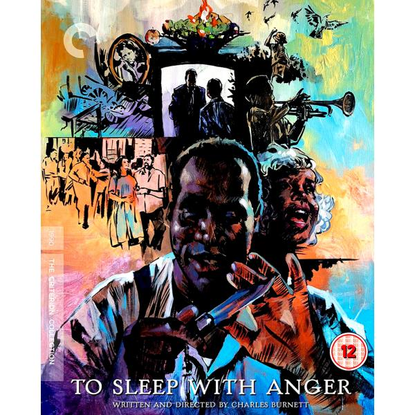 To Sleep With Anger - Criterion Collection Blu-Ray