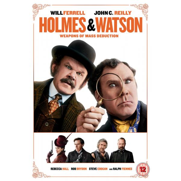 Holmes And Watson DVD