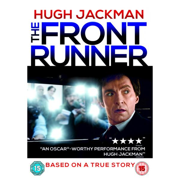 The Front Runner DVD