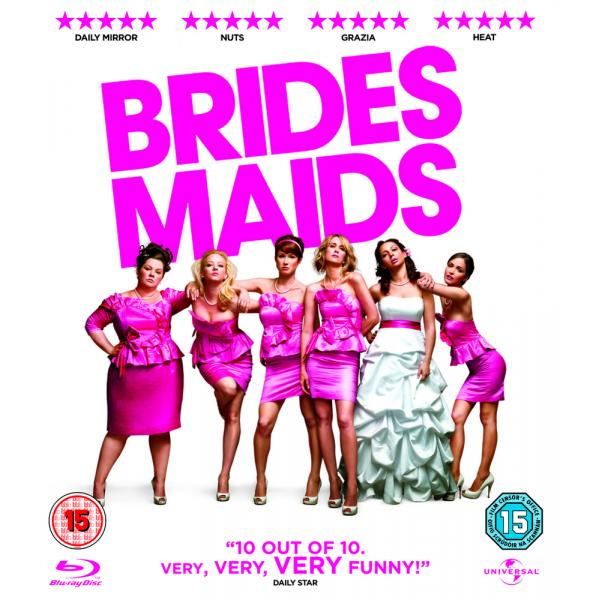 Bridesmaids Blu-Ray