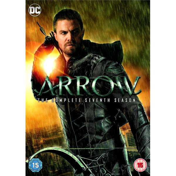 Arrow Season 7 DVD
