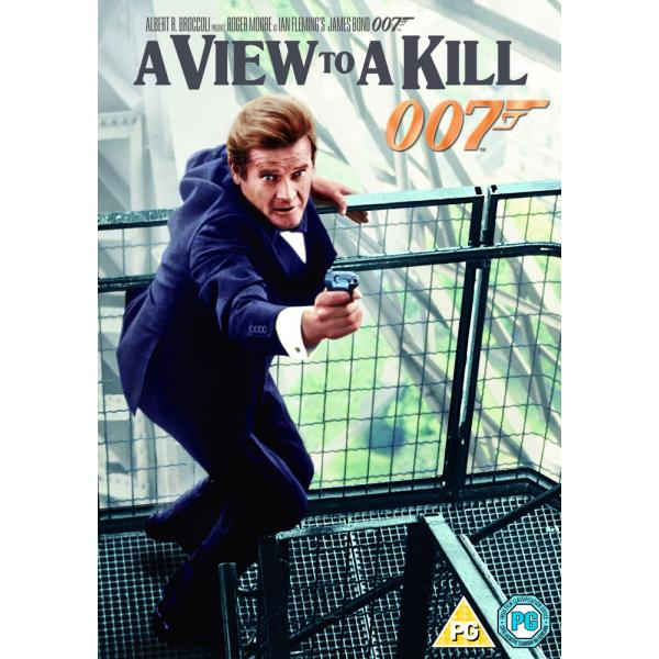 007 Bond - A View To A Kill DVD