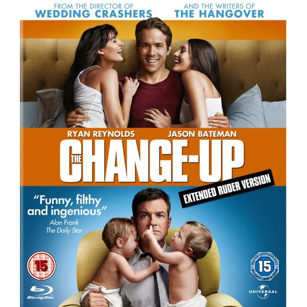 The Change-Up Blu-Ray