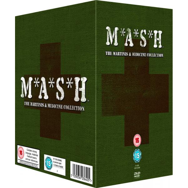 M*A*S*H The Martinis & Medicine Collection - Seasons 1 to 11 DVD