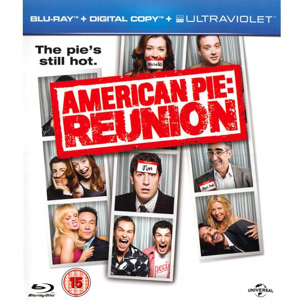 American Pie 4 - Reunion Blu-Ray