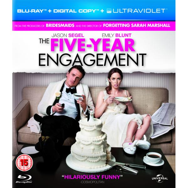 The Five-Year Engagement Blu-Ray