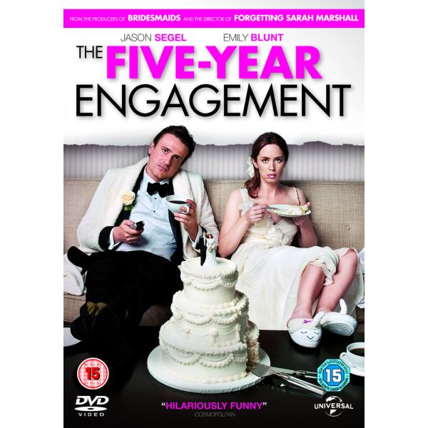 The Five-Year Engagement DVD