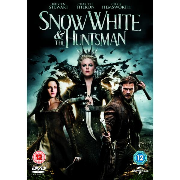Snow White & The Huntsman DVD