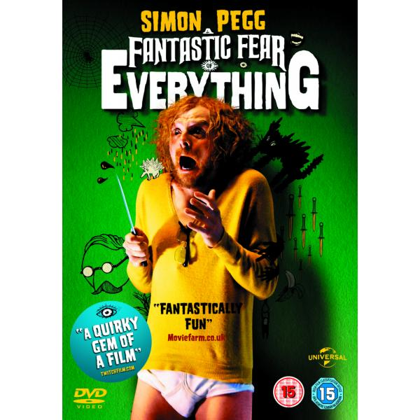A Fantastic Fear Of Everything DVD