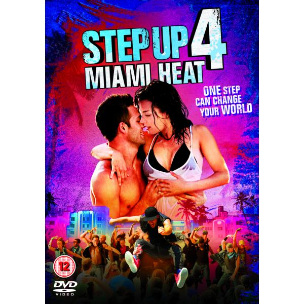 Step Up 4 - Miami Heat DVD