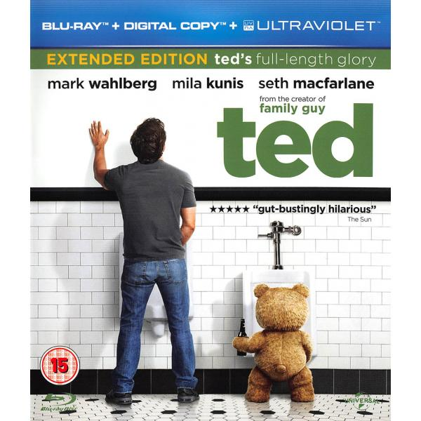 Ted - Extended Edition Blu-Ray