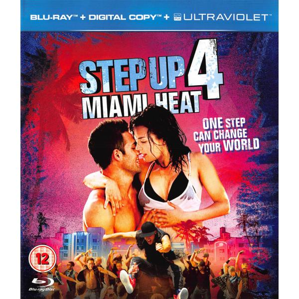 Step Up 4 - Miami Heat Blu-Ray