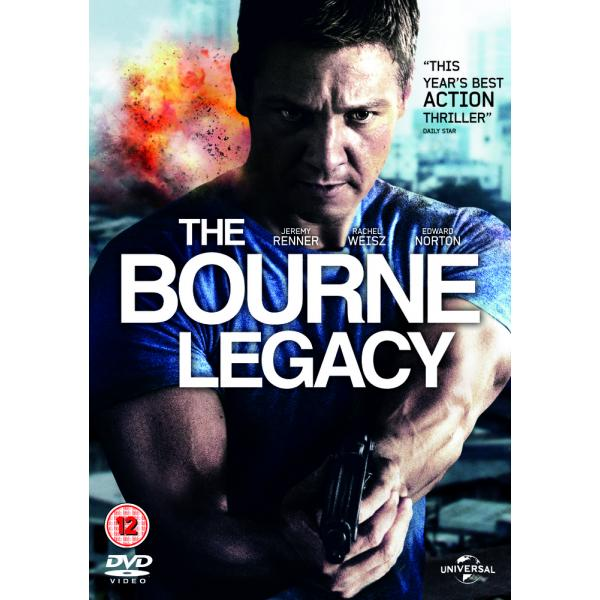 Bourne - The Bourne Legacy DVD
