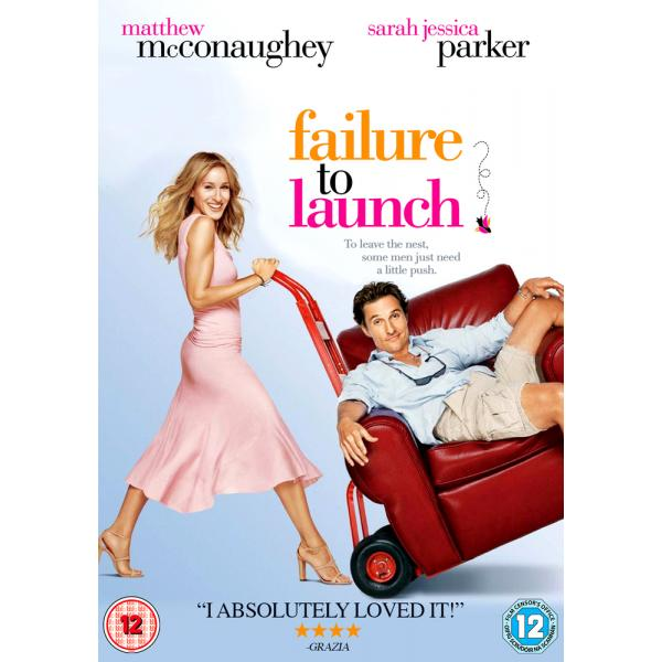 Failure To Launch DVD