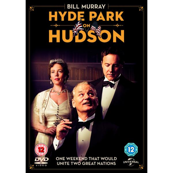 Hyde Park On Hudson DVD