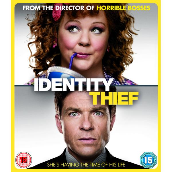 Identity Thief Blu-Ray
