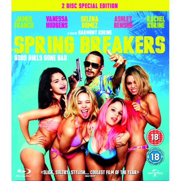 Spring Breakers - Special Edition Blu-Ray