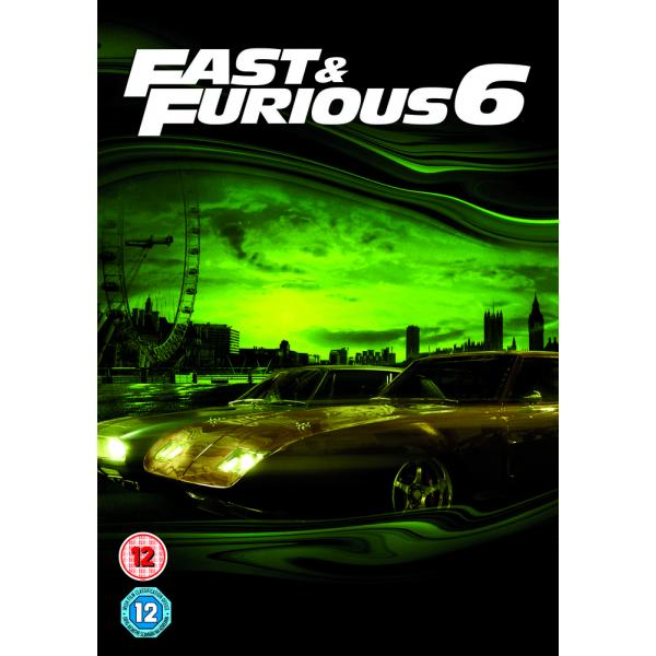 Fast & Furious 6 - Fast And The Furious DVD