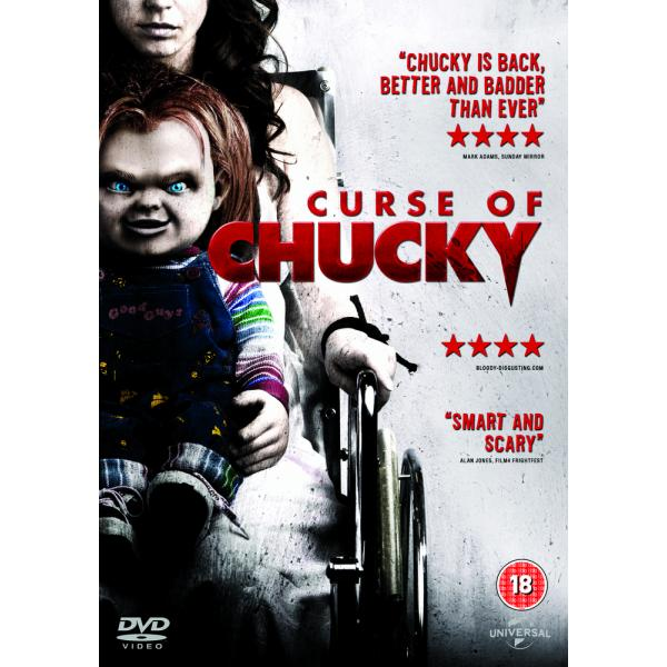 Childs Play 6 - Curse Of Chucky DVD