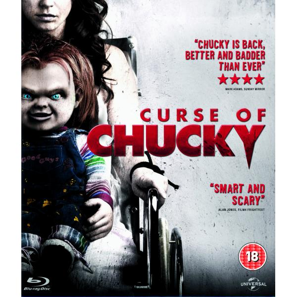 Childs Play 6 - Curse Of Chucky Blu-Ray