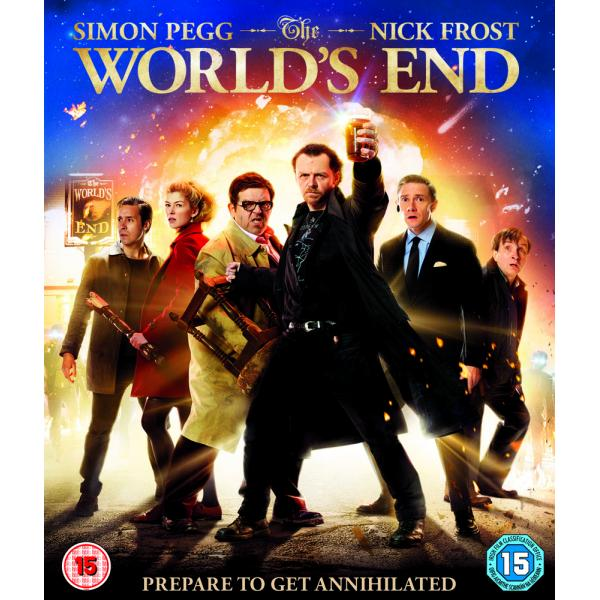 The Worlds End Blu-Ray