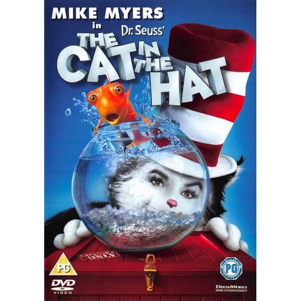 Dr Seuss - The Cat In The Hat DVD
