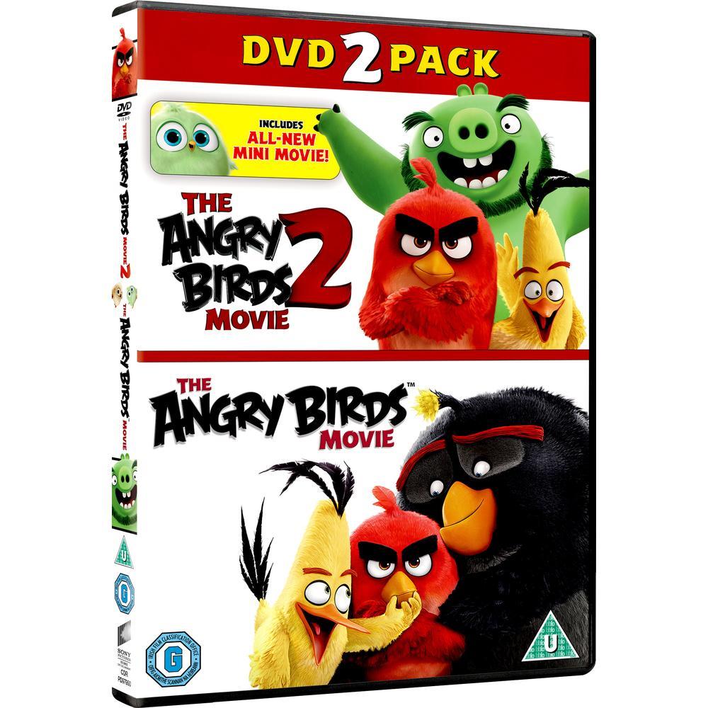 The Angry Birds Movie 1 The Angry Bird Movie 2 Dvd Deff Com