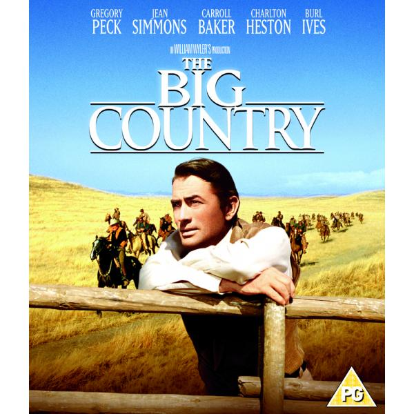 The Big Country Blu-Ray