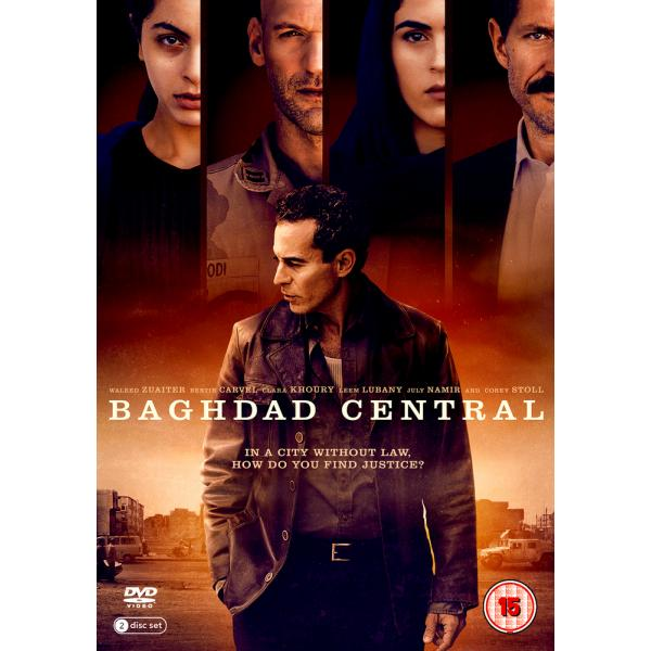 Baghdad Central Series 1 DVD