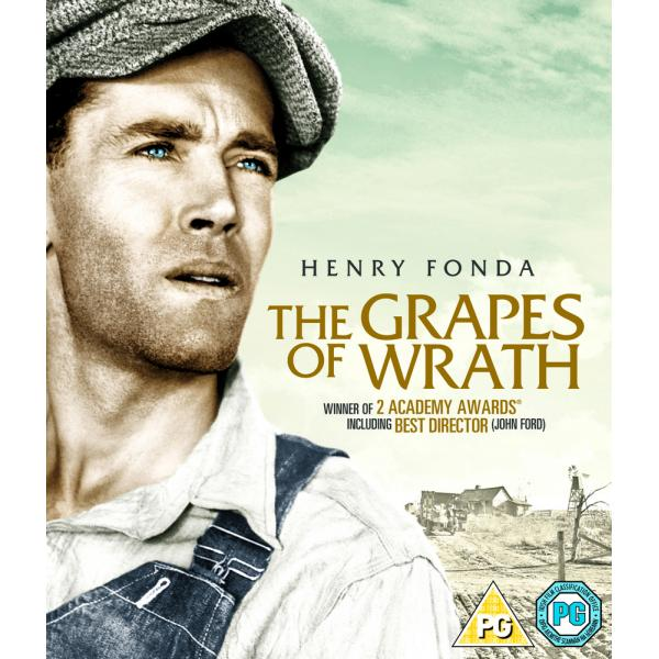 The Grapes Of Wrath Blu-Ray