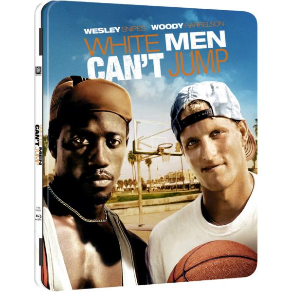 White Men Cant Jump Steelbook Blu-Ray