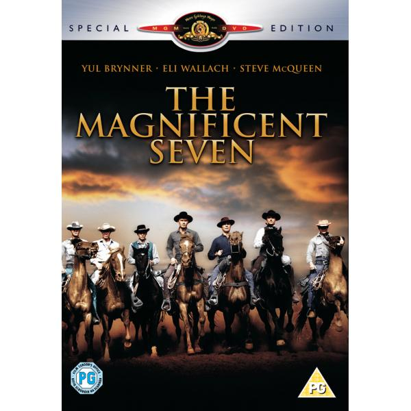 The Magnificent Seven (Original) - Special Edition DVD