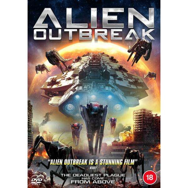 Alien Outbreak DVD