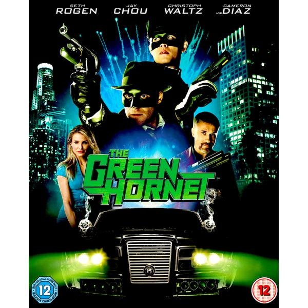 The Green Hornet Blu-Ray