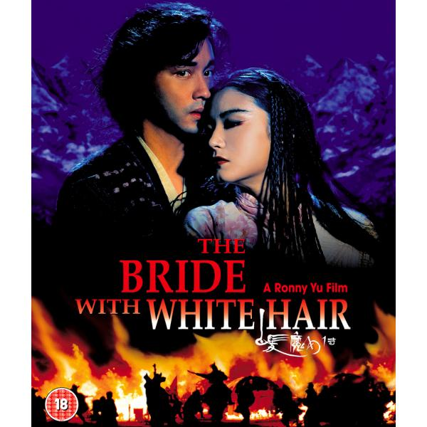 The Bride With White Hair Limited Edition Blu-Ray