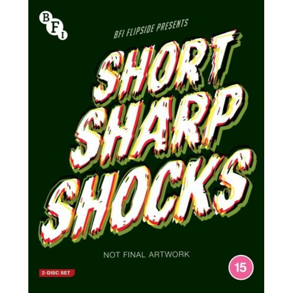 Short Sharp Shocks Limited Edition Blu-Ray