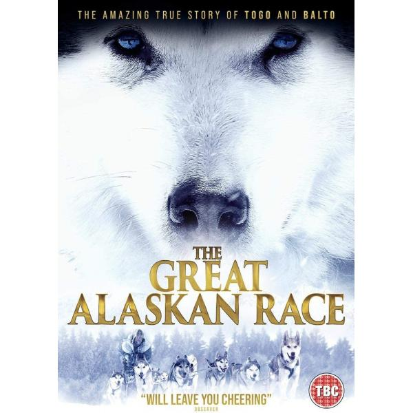 The Great Alaskan Race DVD