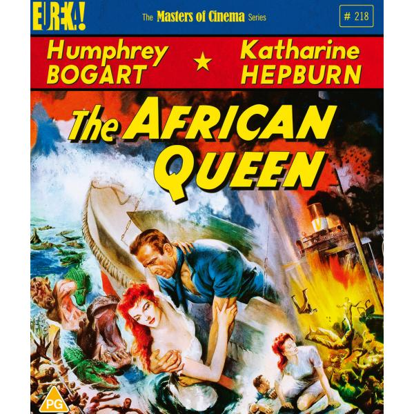 The African Queen Blu-Ray